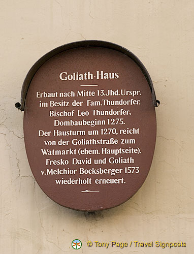 About Goliath Haus