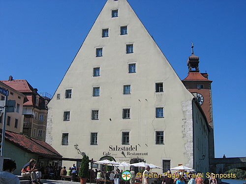 Salzstadel - a 17th century salt storehouse
