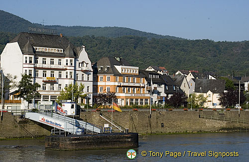 Hotels on the Rhine