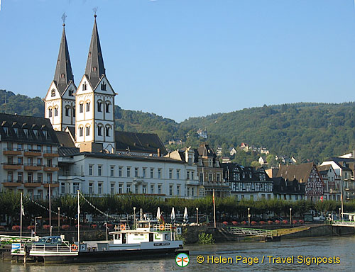 St. Severus Church, Boppard