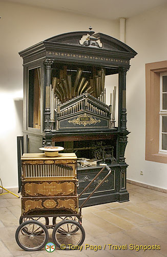 Musical Cabinet