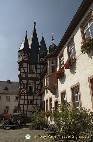 Bromserhof - home to Siegfried's Mechanical Music Box Museum