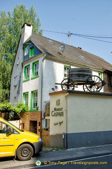 Weingut Caspari - a family-owned winery