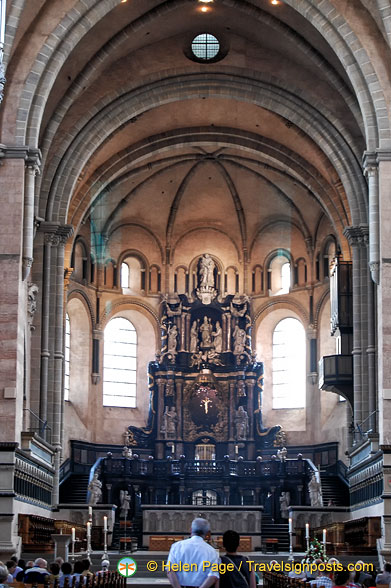 Nave of Trier Dom