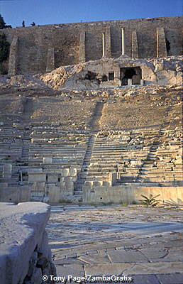 Athens : Theatre of Dionysos