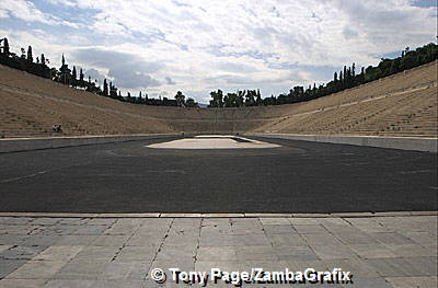 Former Olympic Stadium