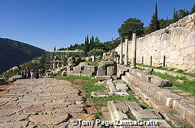 [Delphi - Ancient Greece]