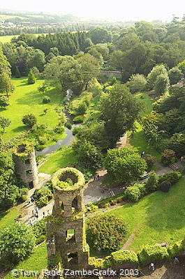 Blarney Castle and Gardens [County Cork - Ireland]