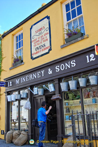 McInerney & Sons, a hardware shop