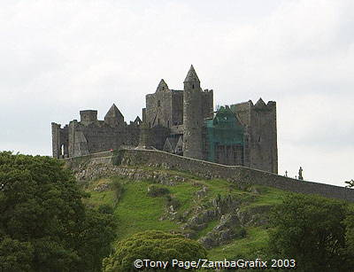 From the 5th century onwards, it was the seat of the Kings of Munster