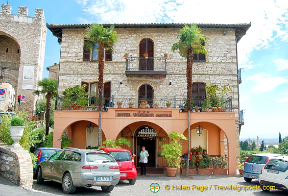 Hotel Windsor Savoia in Assisi