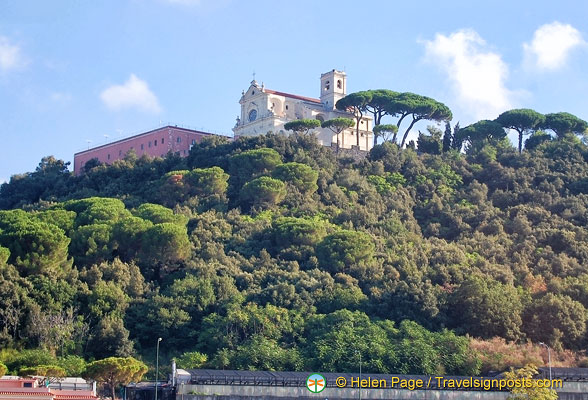 View of Castel Gandolfo