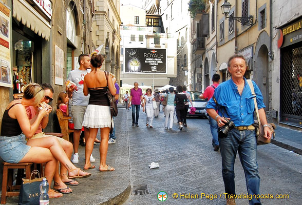 Tony on Via de' Neri