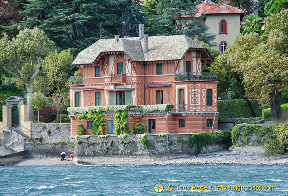 A beautiful home on Lake Como