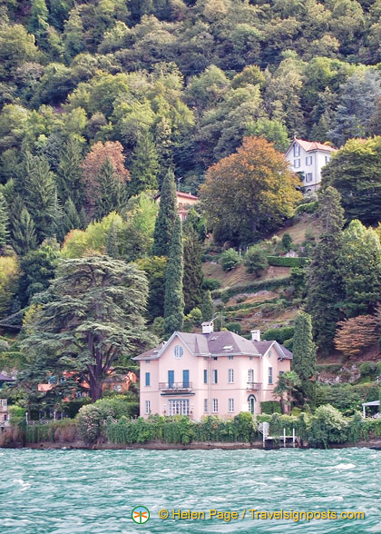 Villa on Lake Como