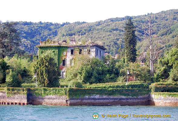 Beautiful residence on Lake Maggiore