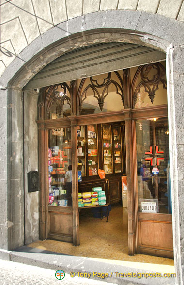Orvieto pharmacy