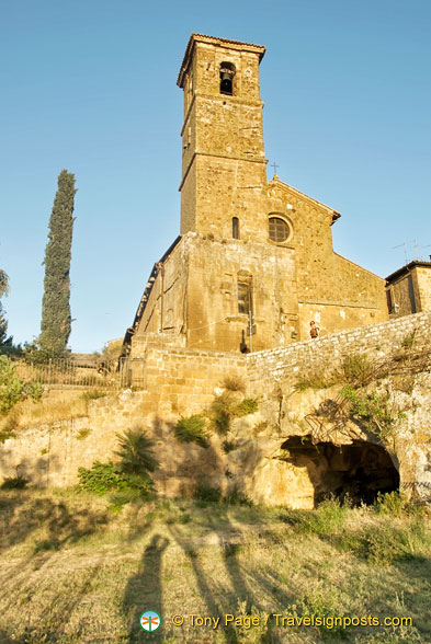 San Giovenale - built in 1004