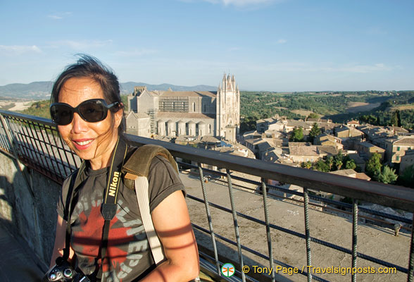 Me, on top of Torre del Moro