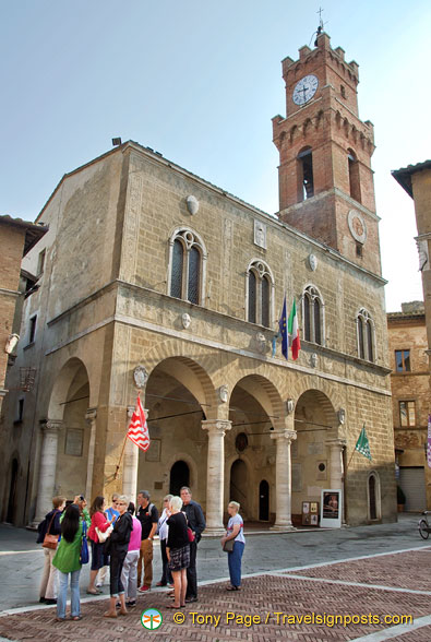 Palazzo Comunale or town hall
