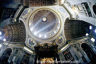 St. Peter's Basilica - Rome