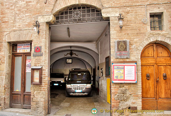 Misericordia di San Gimignano, a Catholic volunteer association