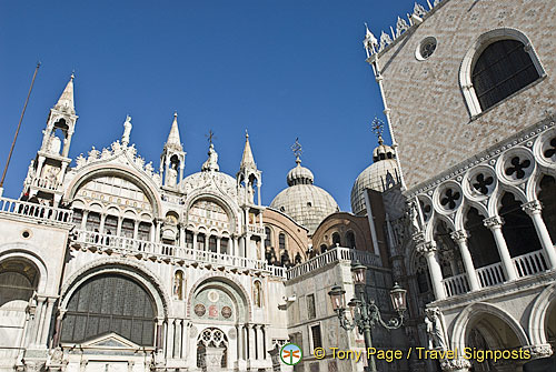 Basilica San Marco and Doge's Palace