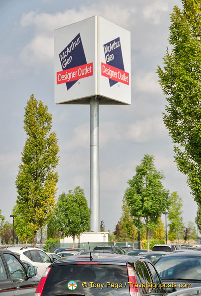 McArthurGlen outlet at Noventa di Piave