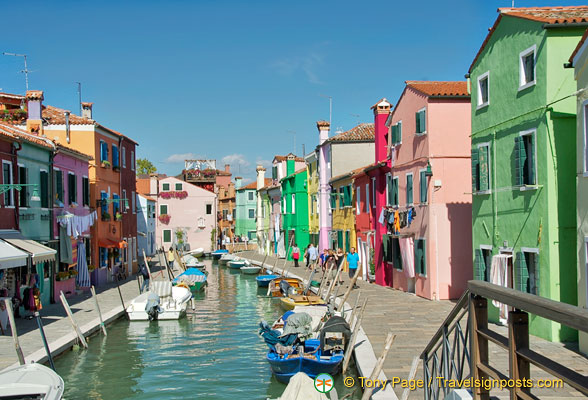 Sights of Burano