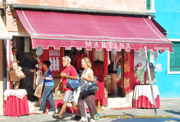 Martina Lace in San Mauro