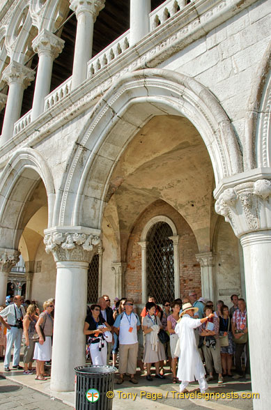 Sightseeing in around San Marco