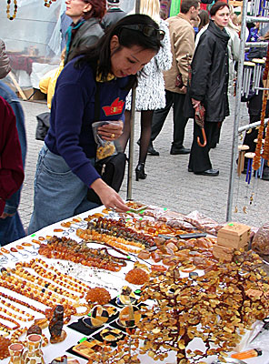 And Yes, I did buy some amber here