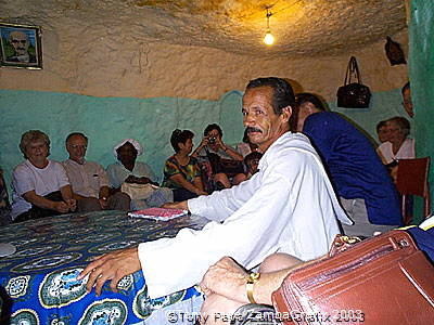Village tour in the High Atlas with guide Mohammed