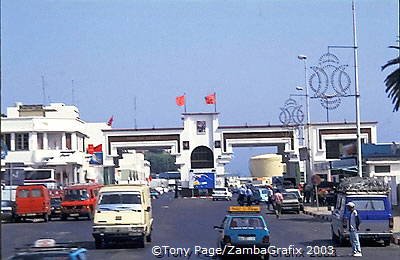 Tangier ferries