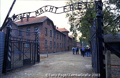 Auschwitz concentration camps