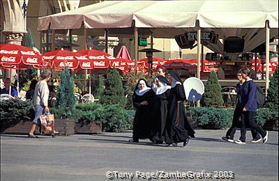 The Flying Nuns