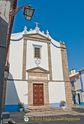 Church of Misericórdia of Arraiolos