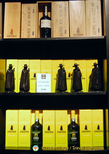 House of Sandeman visit and port tasting, Oporto