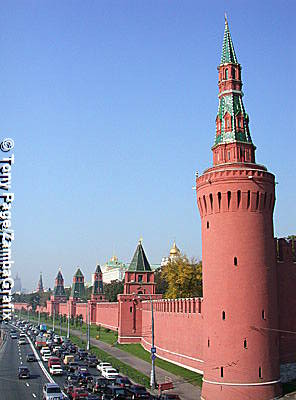 Major highlights include the State Armoury, the Patriach's Palace and Lenin's Mausoleum