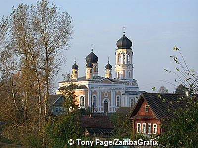 Novgorod church