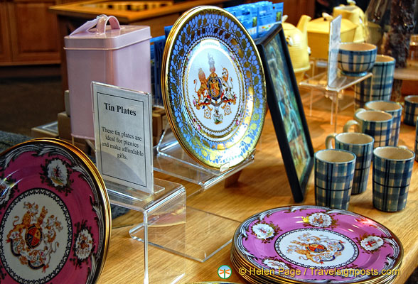 The Queen Mother's collectibles