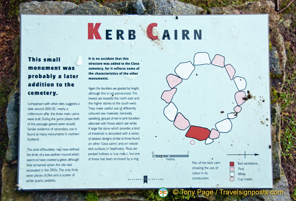 About the Kerb Cairn