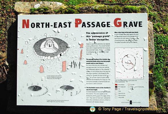 Abouth the North-east Passage grave