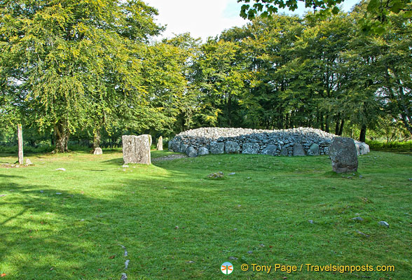 North-east Clava Cairn