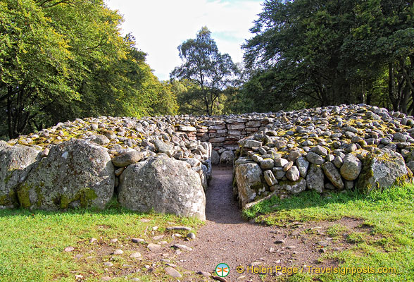 South-west Clava Cairn