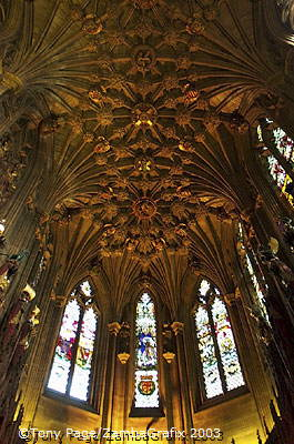 [St Giles Cathedral Edinburgh - Scotland]