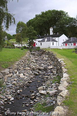 Edradour Distillery - Southern Highlands - Scotland