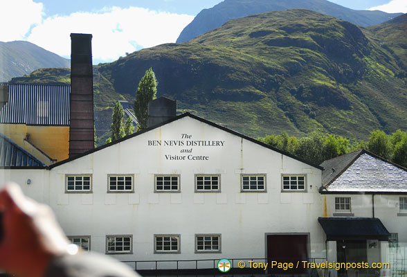 Ben Nevis Distillery and Visitor Centre