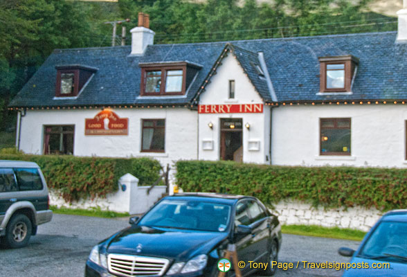 Ferry Inn in Skye