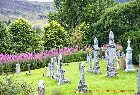 Laggan Parish Church Cemetary